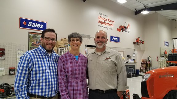 "Key image for: The 'Friendly Folks"" at Union Farm Equipment Named 2018 Retailer of the Year"