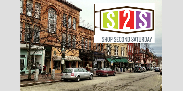 The next Shop Second Saturday is October 10th! Register your Business at www.shopsecondsaturday.com