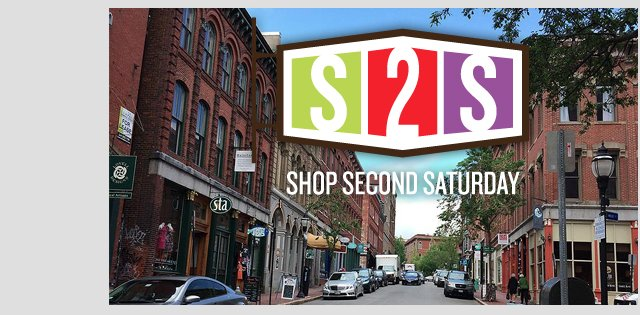 The next Shop Second Saturday is November 14th! Register your Business at: www.shopsecondsaturday.com