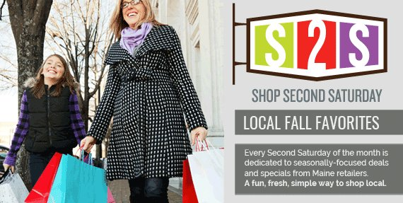 The next Shop Second Saturday is December 10th! Register your Business at: shopsecondsaturday.com