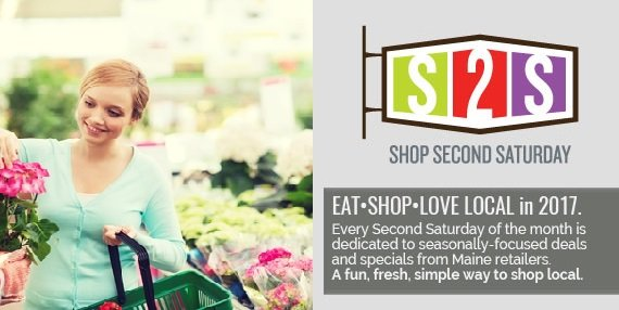 The next Shop Second Saturday is October 14, 2017! Register your Business at: shopsecondsaturday.com