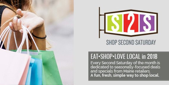 The next Shop Second Saturday is August 11, 2018! Register your Business at: shopsecondsaturday.com
